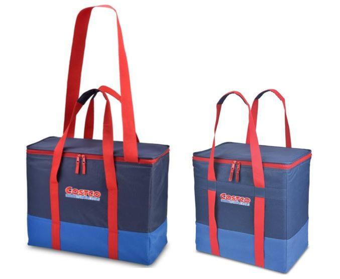 コストコの新しい保冷バッグ