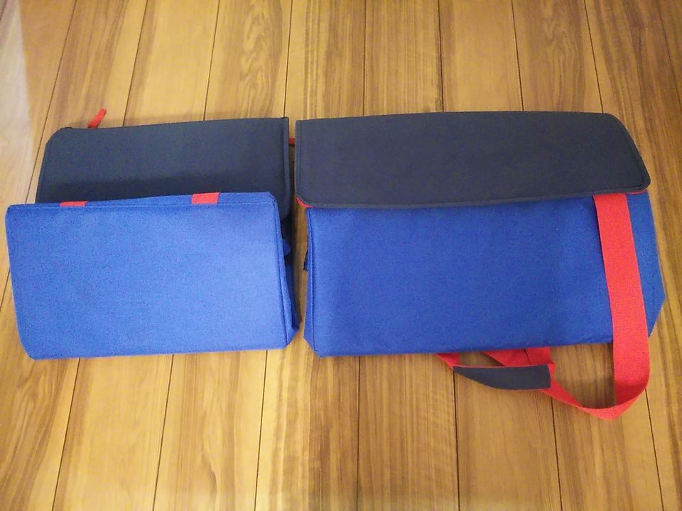 コストコクーラーバッグは折り畳み