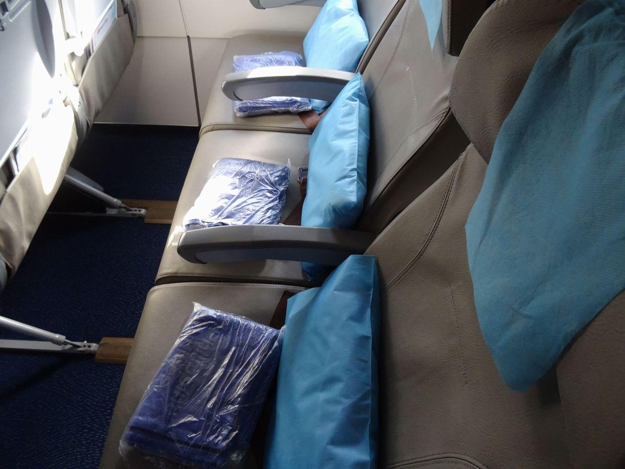 フィリピン航空エコノミー