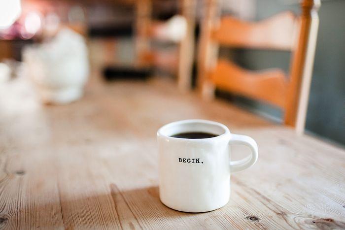 コーヒーの効果と飲むタイミング