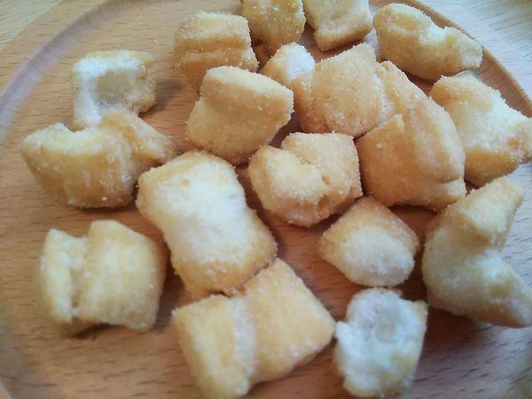 カルディのお菓子 塩レモンおかき