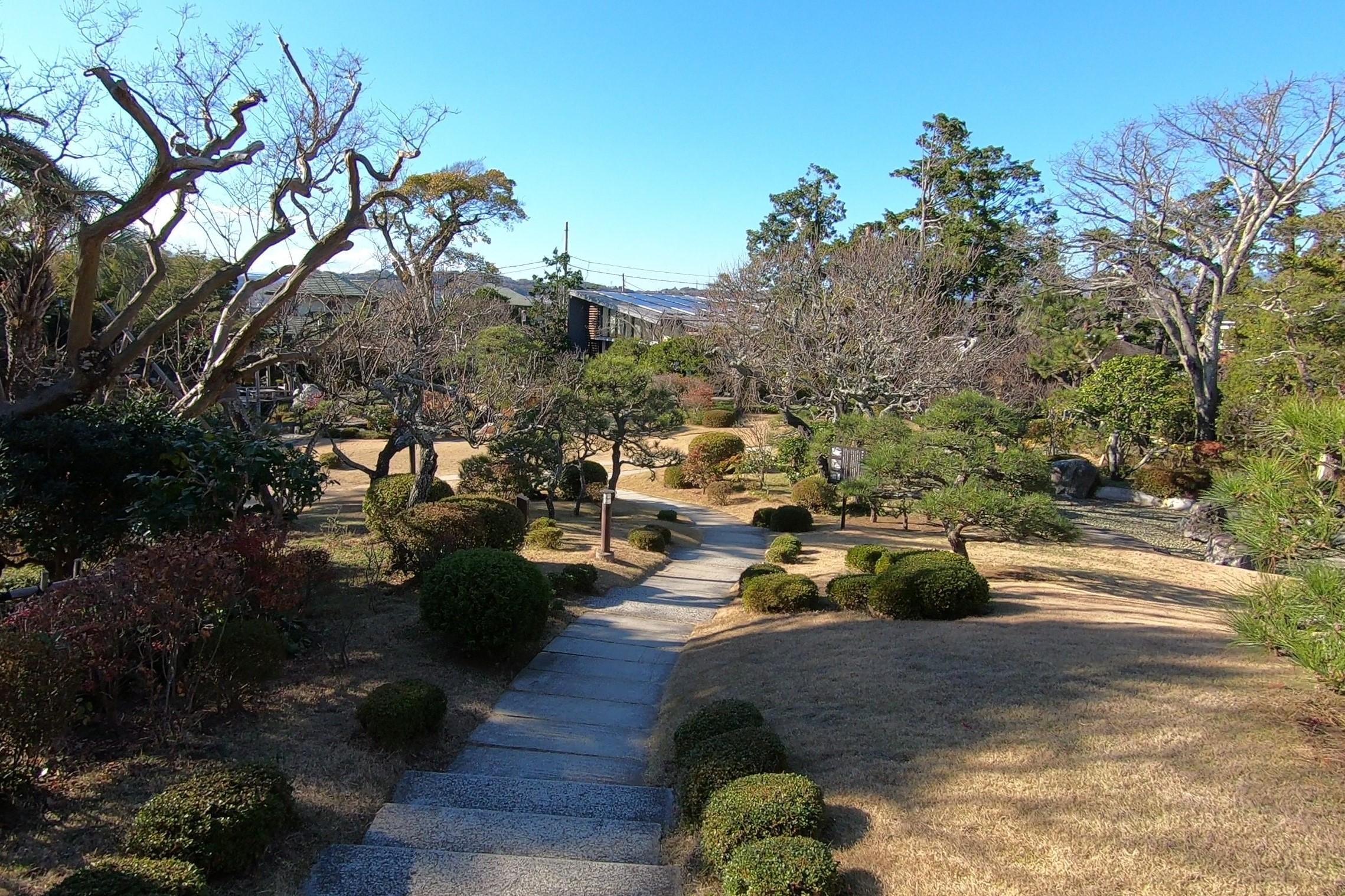 旧吉田茂邸地区