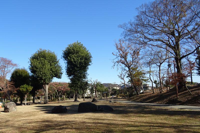 大磯城山公園 ふれあいの広場