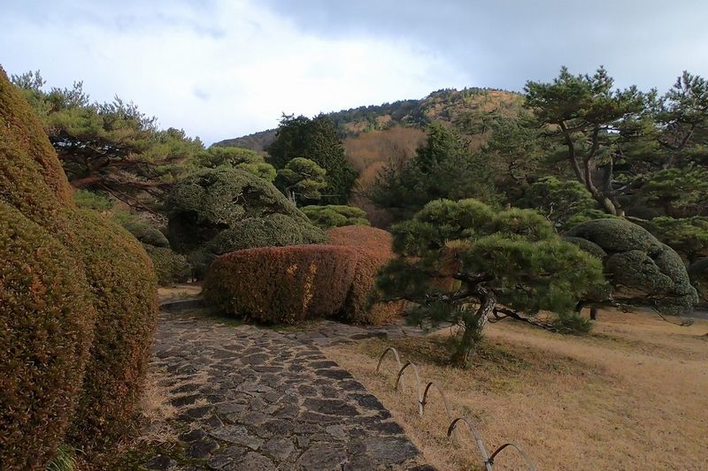 恩賜箱根公園 庭園