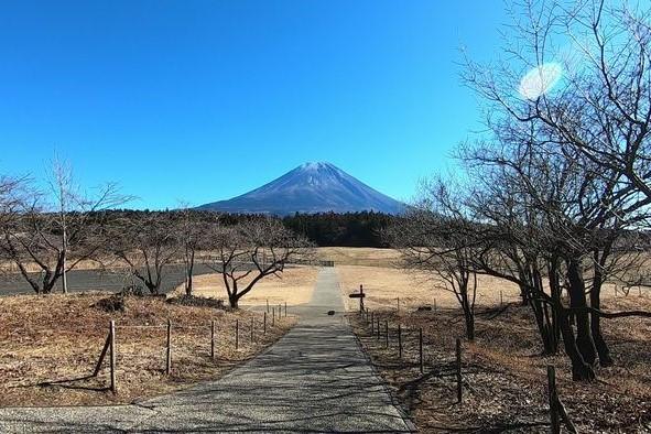 あさぎりフードパーク 富士山展望台