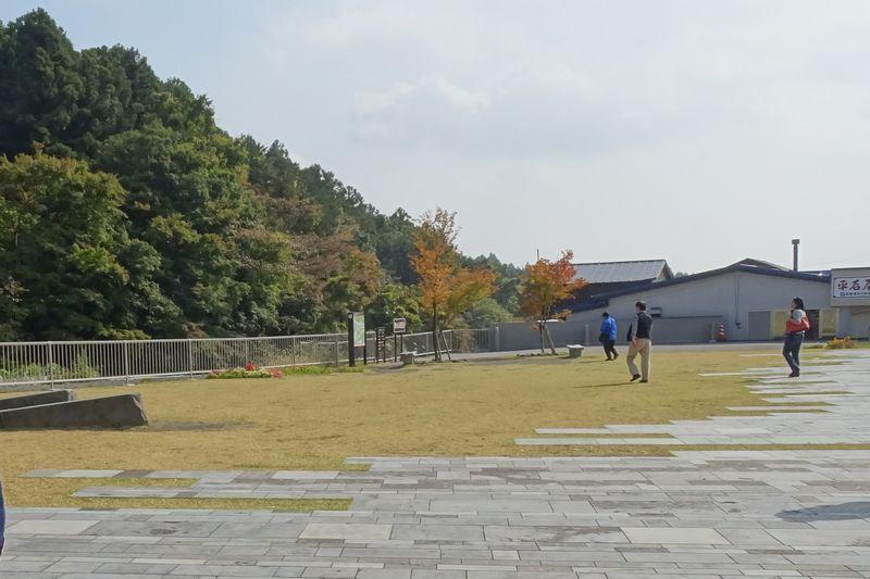 白糸の滝 公園