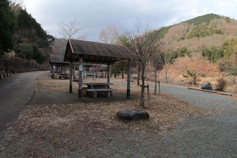 秦野戸川公園 バーベキュー