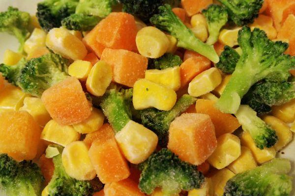 セブンプレミアム ミックスベジタブル 彩り野菜ミックス